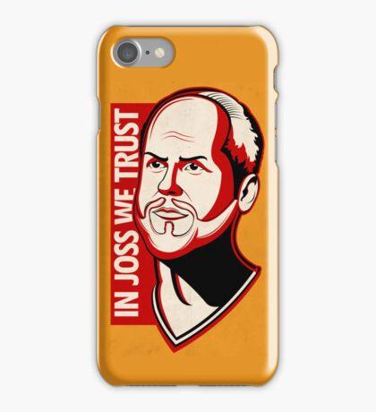 In Joss We Trust | iPhone Case iPhone Case/Skin