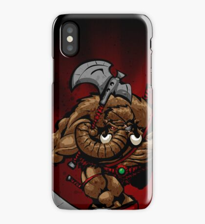 Charge of the MANSTODON! iPhone Case