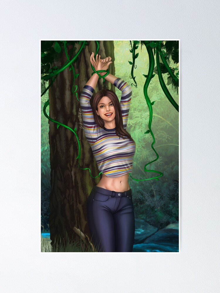 Alternate view of Jungle Tickling Poster