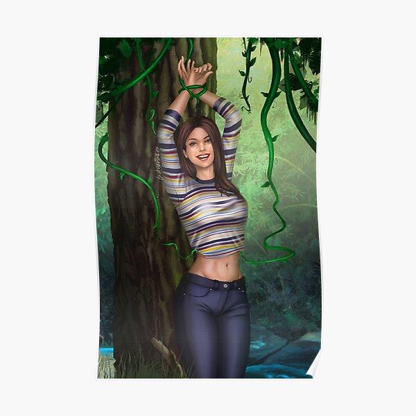 Jungle Tickling Poster