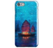 Secret Harbor, horizontal iPhone Case/Skin