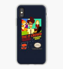 The IT Crowd NES game | iPhone Case iPhone Case