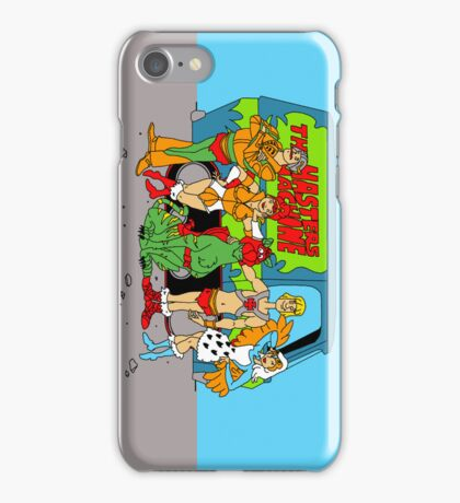 Mystery of the Universe Inc  (Scooby Doo/He-man Mash-up) iPhone Case/Skin