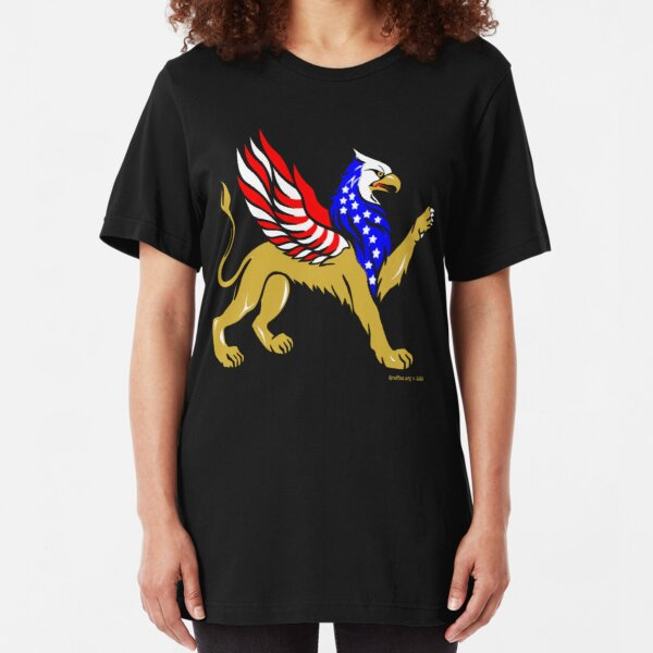 American Griffin Slim Fit T-Shirt