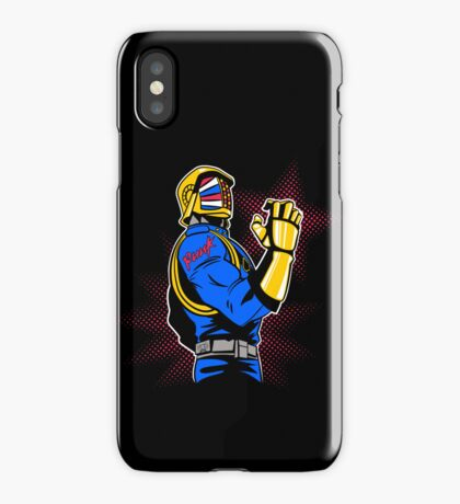 Cobra Punk iPhone Case
