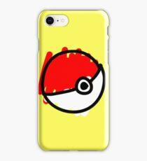 I choose you iPhone Case/Skin