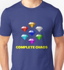 Chaos Emeralds Unisex T-Shirt