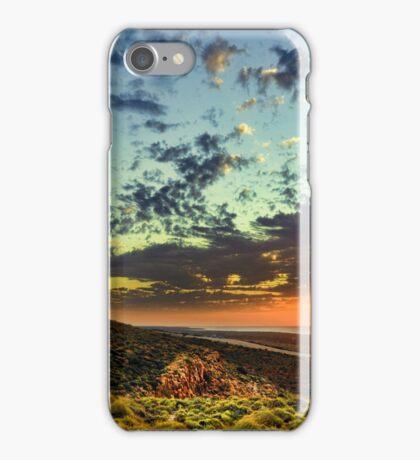 Sunset at Vlamingh Point iPhone Case/Skin