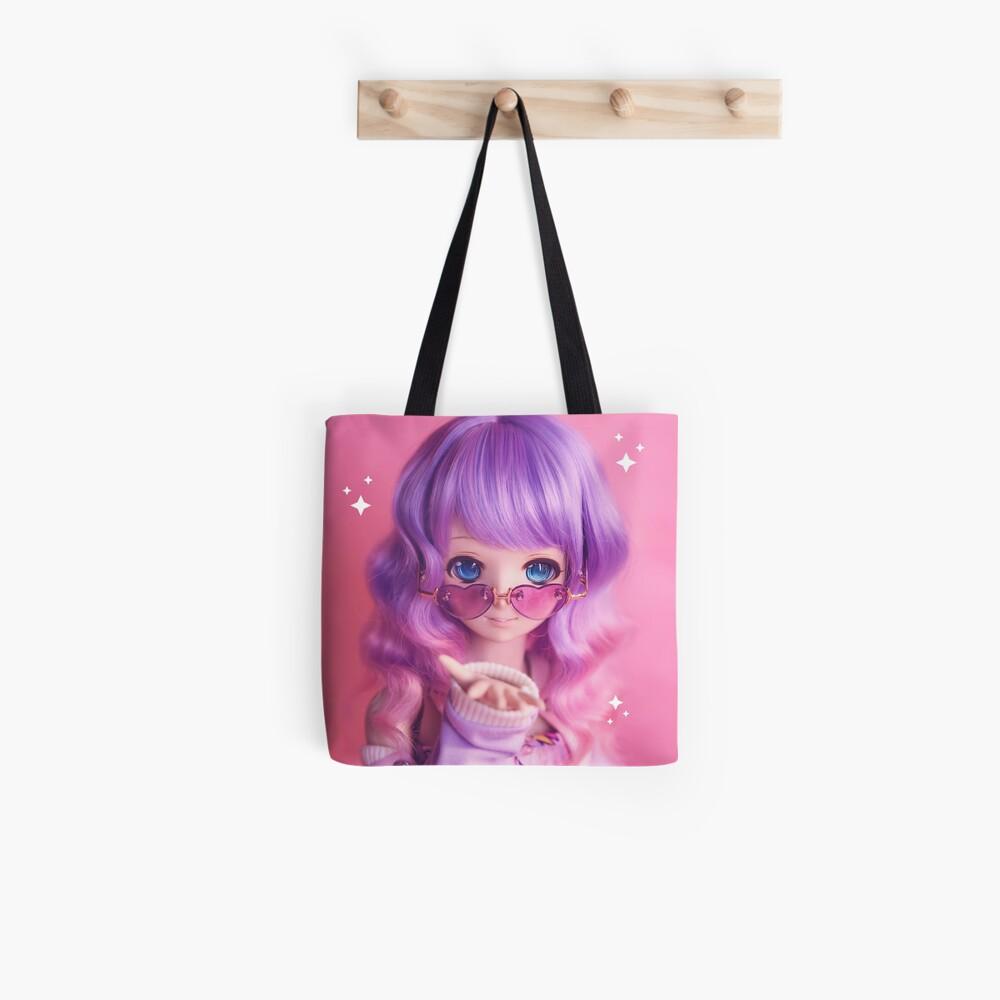Kiss · Melocotón Tote Bag