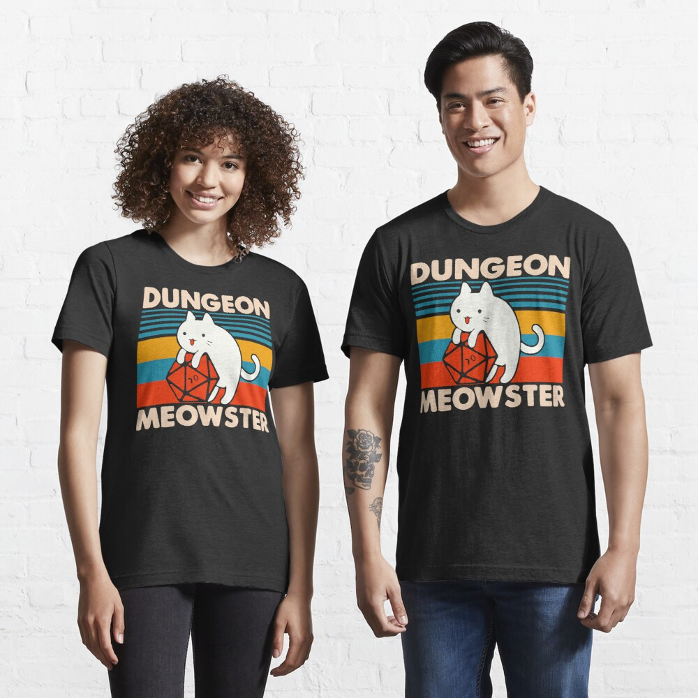 Dungeon Meowster Essential T-Shirt