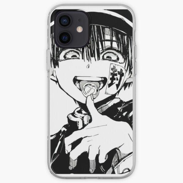 Jibaku Shounen Hanako-kun - Aseo obligado Hanako-kun Funda blanda para iPhone