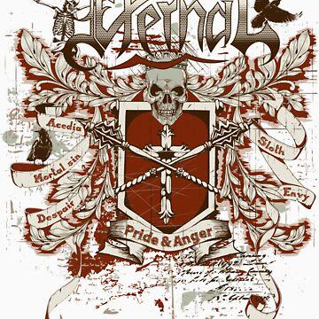 Eternal Sins by KimberlyMarie