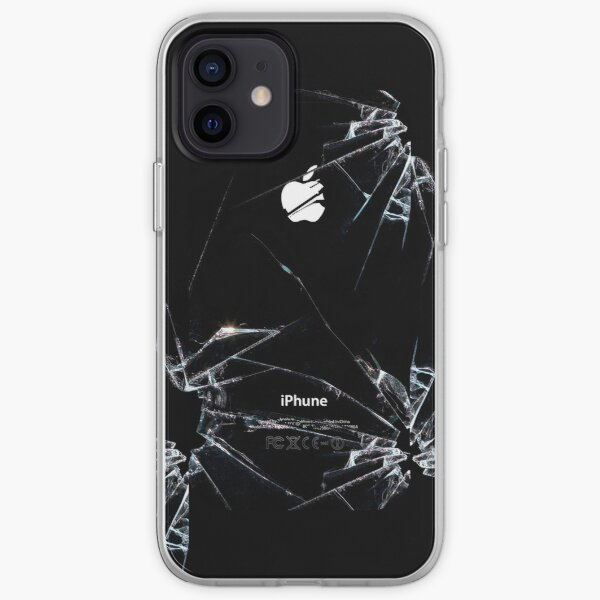 Shattered iPhone Soft Case