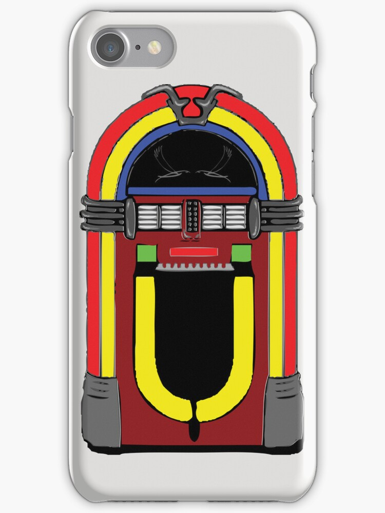 Old School iPod - Colour by SPTees