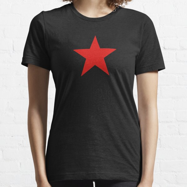 Red Star Essential T-Shirt