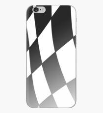 Race flag iPhone Case