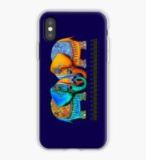 littlest elephant love links iPhone Case