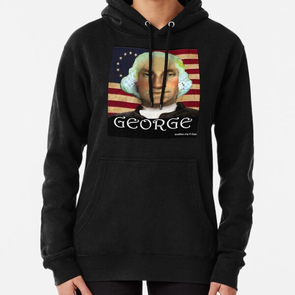 George Washington Pullover Hoodie