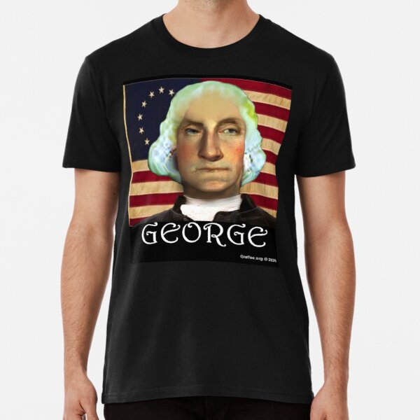 George Washington Premium T-Shirt