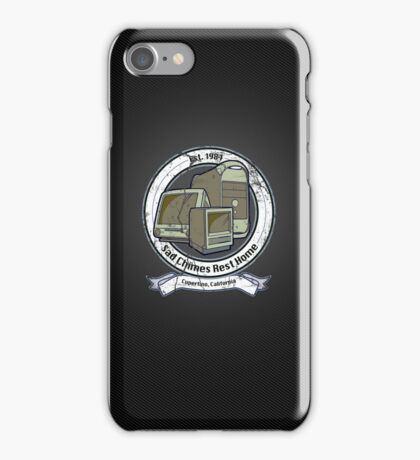 Sad Chimes Rest Home iPhone Case/Skin