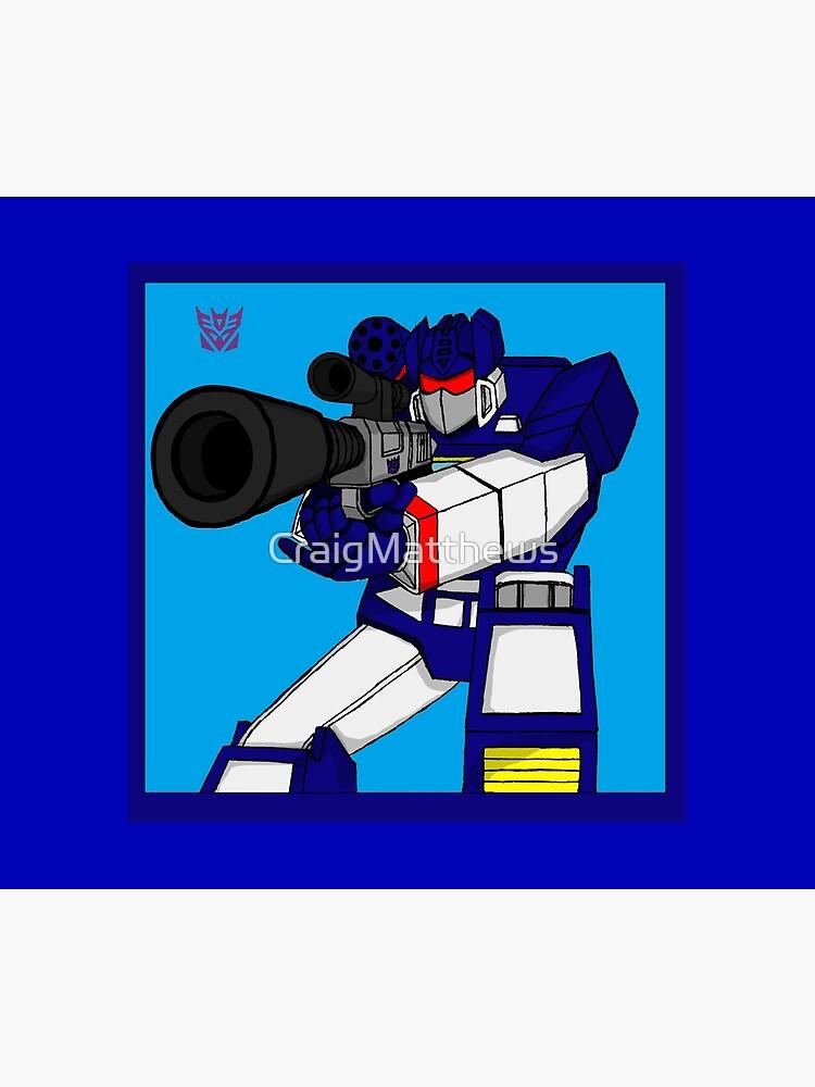 Transformers Soundwave by CraigMatthews