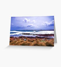 Hawley Surf, Canon IXUS 50 Greeting Card