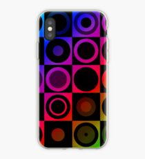 Circles Phone Case iPhone Case