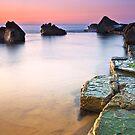 Forresters Rock Shelf by Mathew Courtney