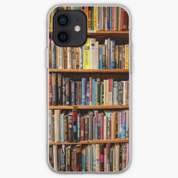 IPhone Cover - Books iPhone Soft Case
