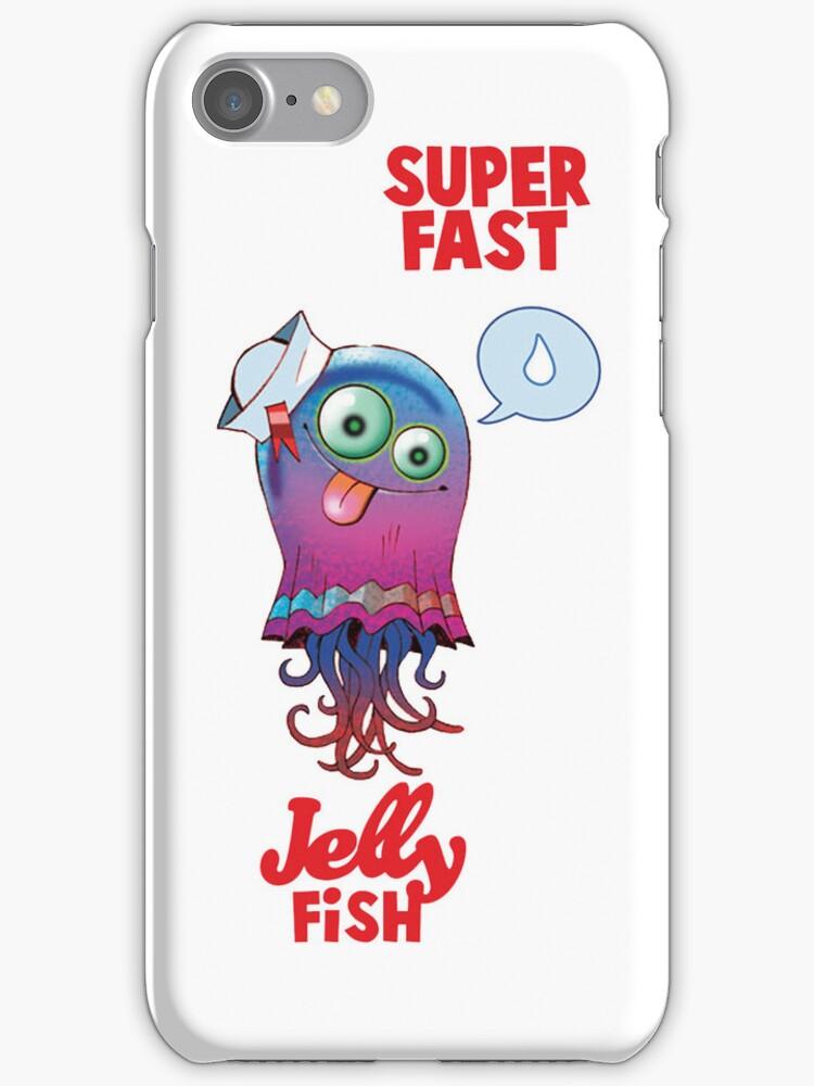 Superfast Jellyfish by Rachel Miller