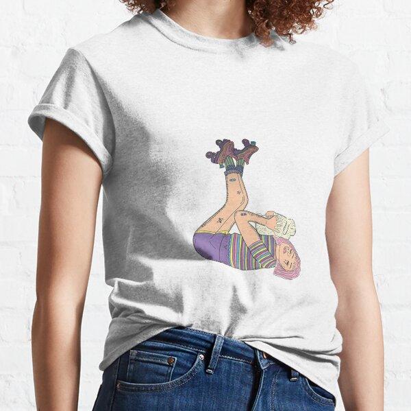 Beach Bunny Honeymoon Album Cover Classic T-Shirt