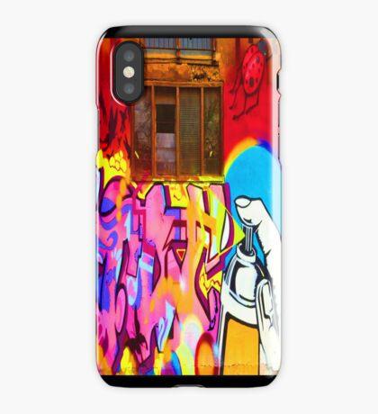 """Spray Me"" - phone iPhone Case"