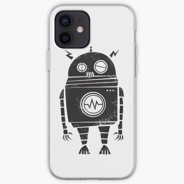 Big Robot 2.0 iPhone Soft Case
