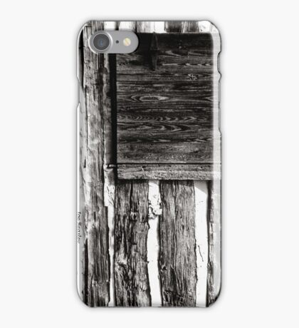 Log Texture iPhone Case/Skin