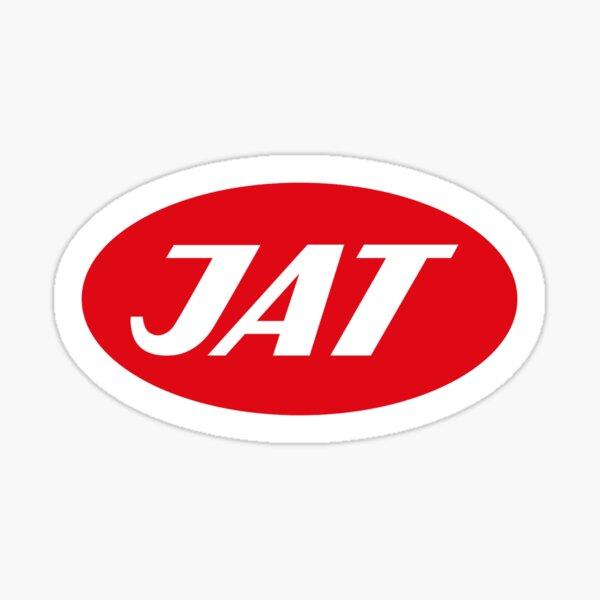 JAT Logo Sticker