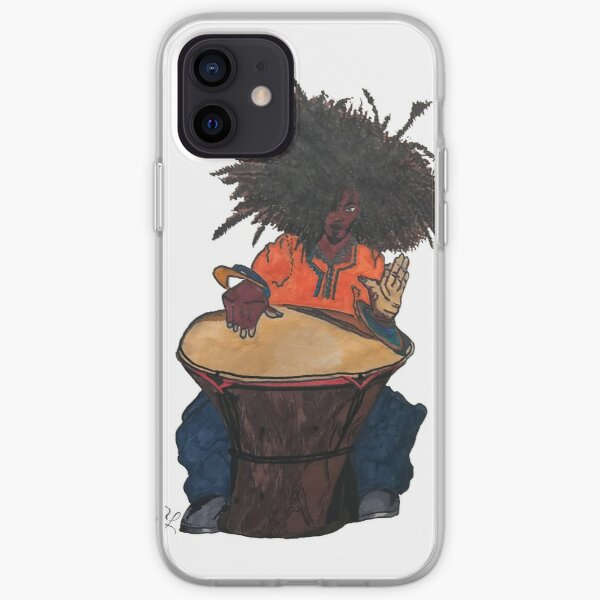 Music Man iPhone Soft Case