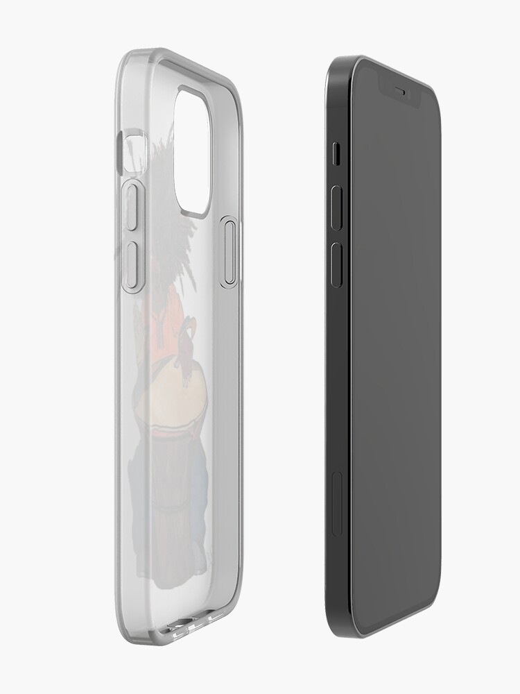 Alternate view of Music Man iPhone Case & Cover