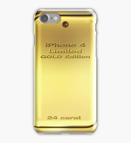 iPhone Limited Edition iPhone Case/Skin