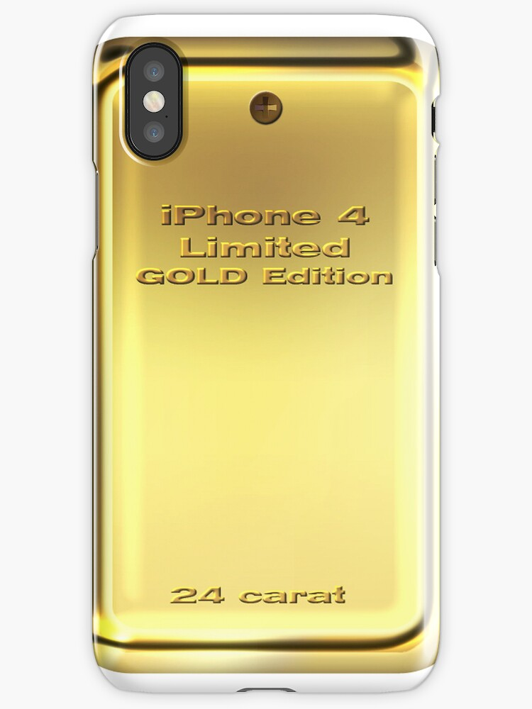 iPhone Limited Edition by Michael Howard