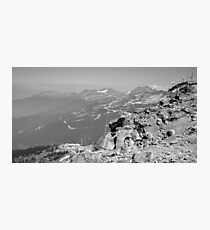 Mountain Landscape 10 Canada  Photographic Print