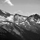 Mountain Landscape 6 Canada  by Darren Bailey LRPS