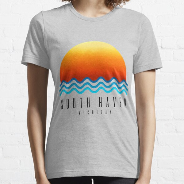 South Haven Sunset Essential T-Shirt