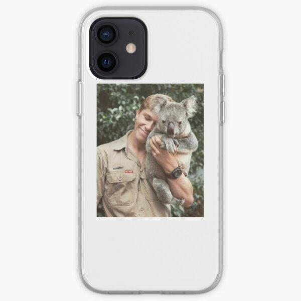 robert irwin iPhone Soft Case