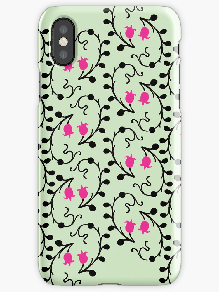 Baby Pinkies iphone case 4S & 4 by red addiction