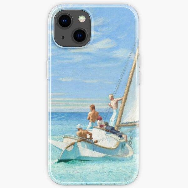 Edward Hopper - Ground Swell iPhone Soft Case