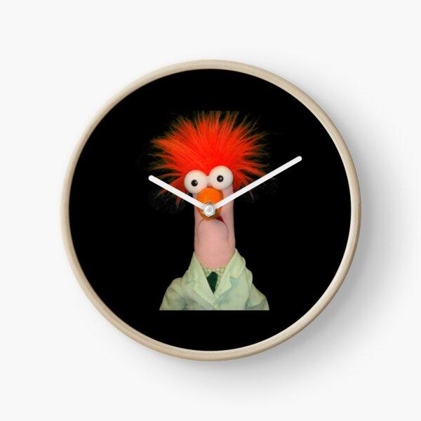 Best Seller - Beaker Merchandise Clock