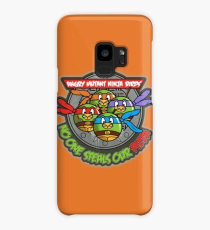 Angry Mutant Ninja Birds Case/Skin for Samsung Galaxy
