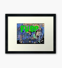 Biloxie Rocks, then there was an Oil SPILL Framed Print