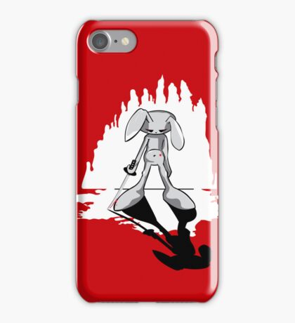 Katana Bunny iPhone Case/Skin