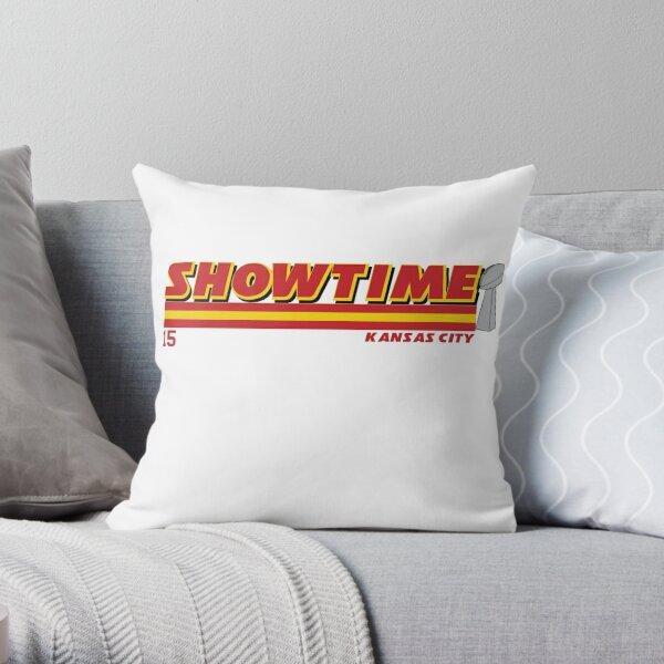 SHOWTIME 15 KC Throw Pillow